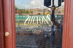 Hilton dörr